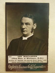 Rev John Watson