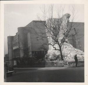 Hope Street Church, demolition 1962