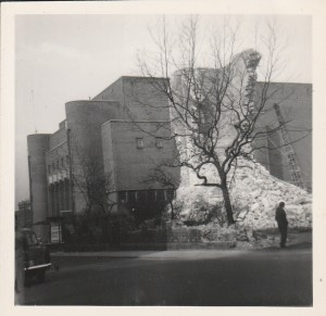 Hope Street Church, demolition 1962