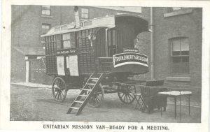 Unitarian Mission Van
