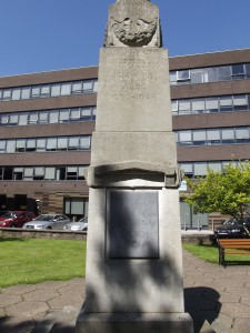 The Bury Cenotaph