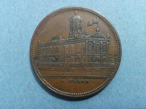 The reverse of the token