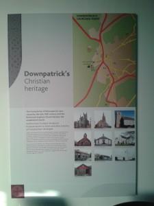 Downpatrick's Christian Heritage