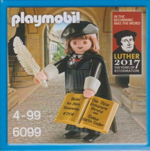 The Playmobil box