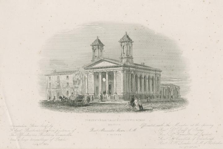 Grosvenor Presbyterian MLIA