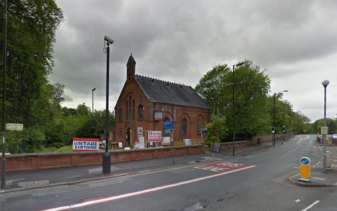 Platt Chapel Google Maps Streetview