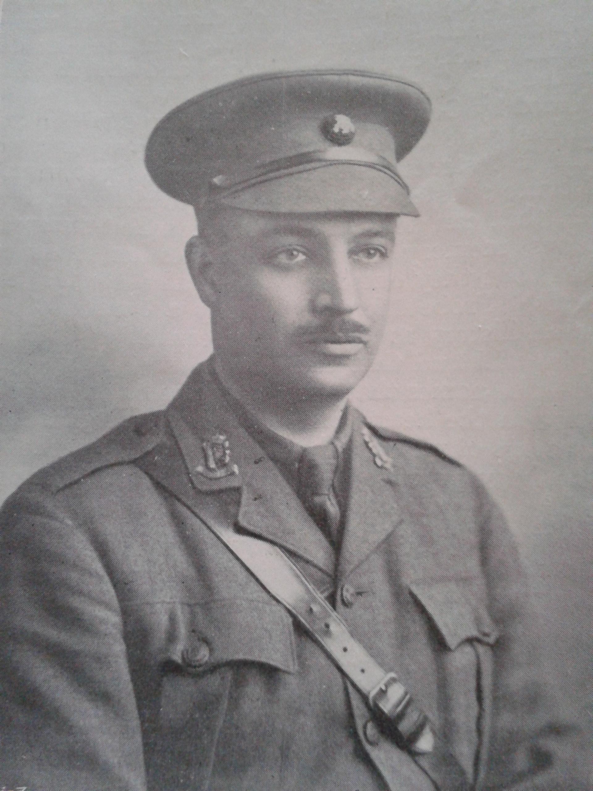 Captain WH Smyth 1916