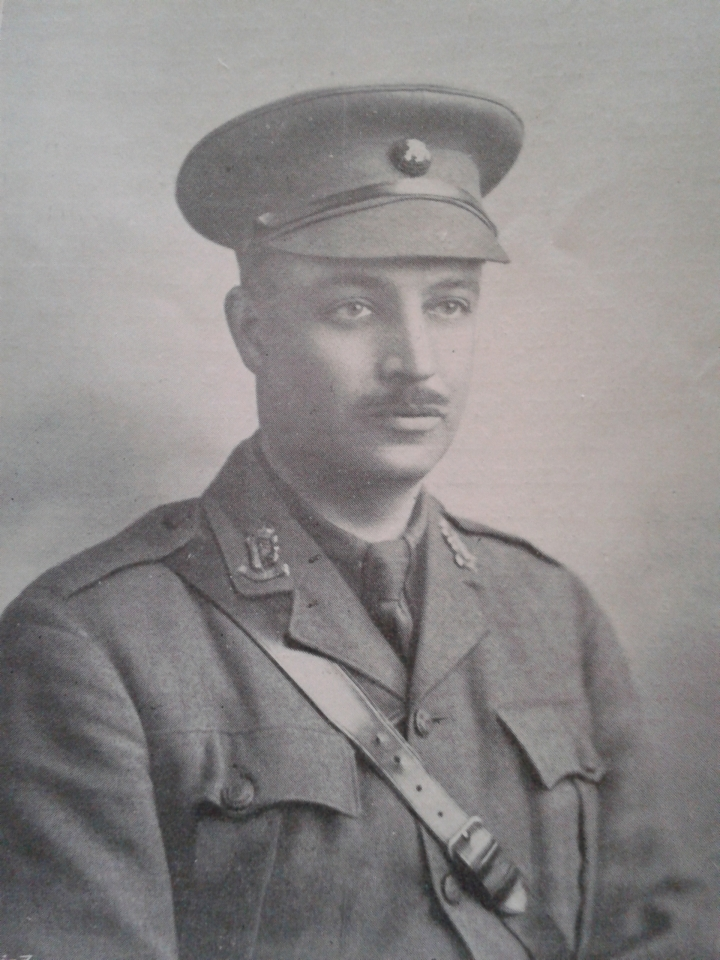Captain WH Smyth 1916