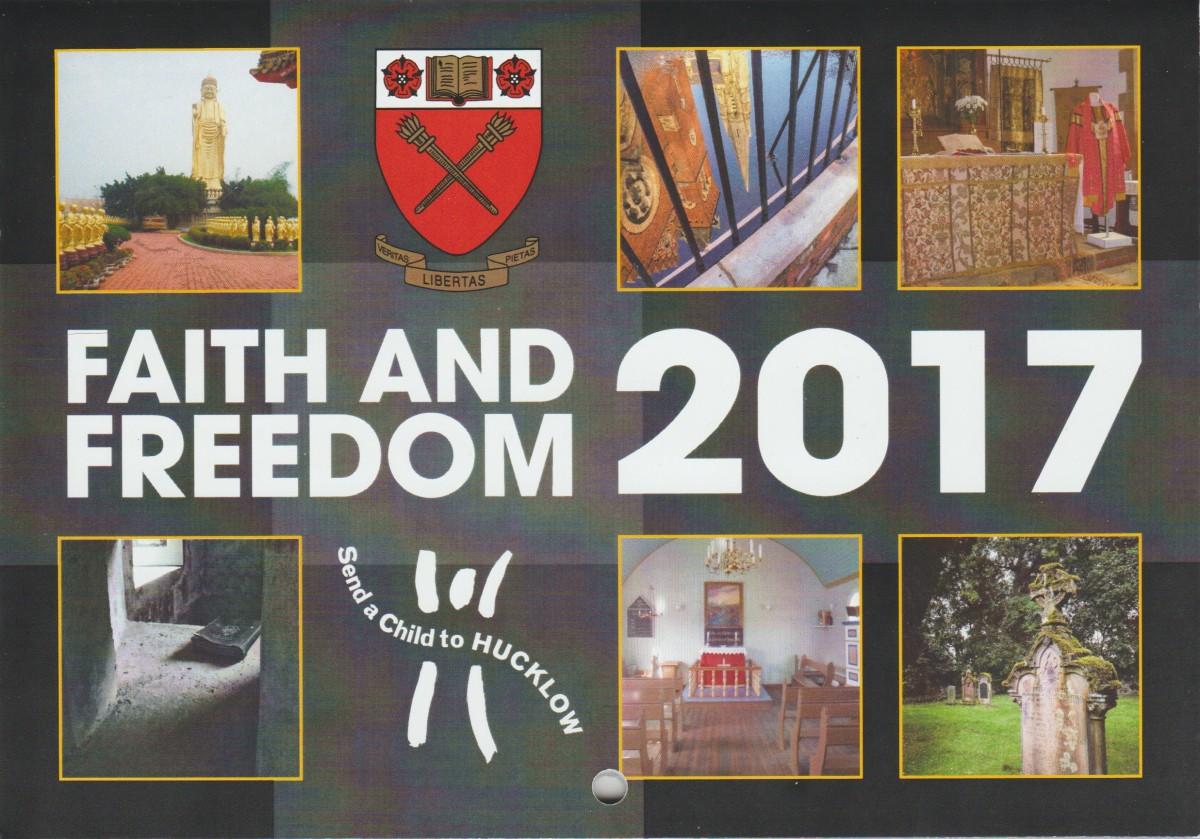 Faith And Freedom Calendar Velvethummingbee