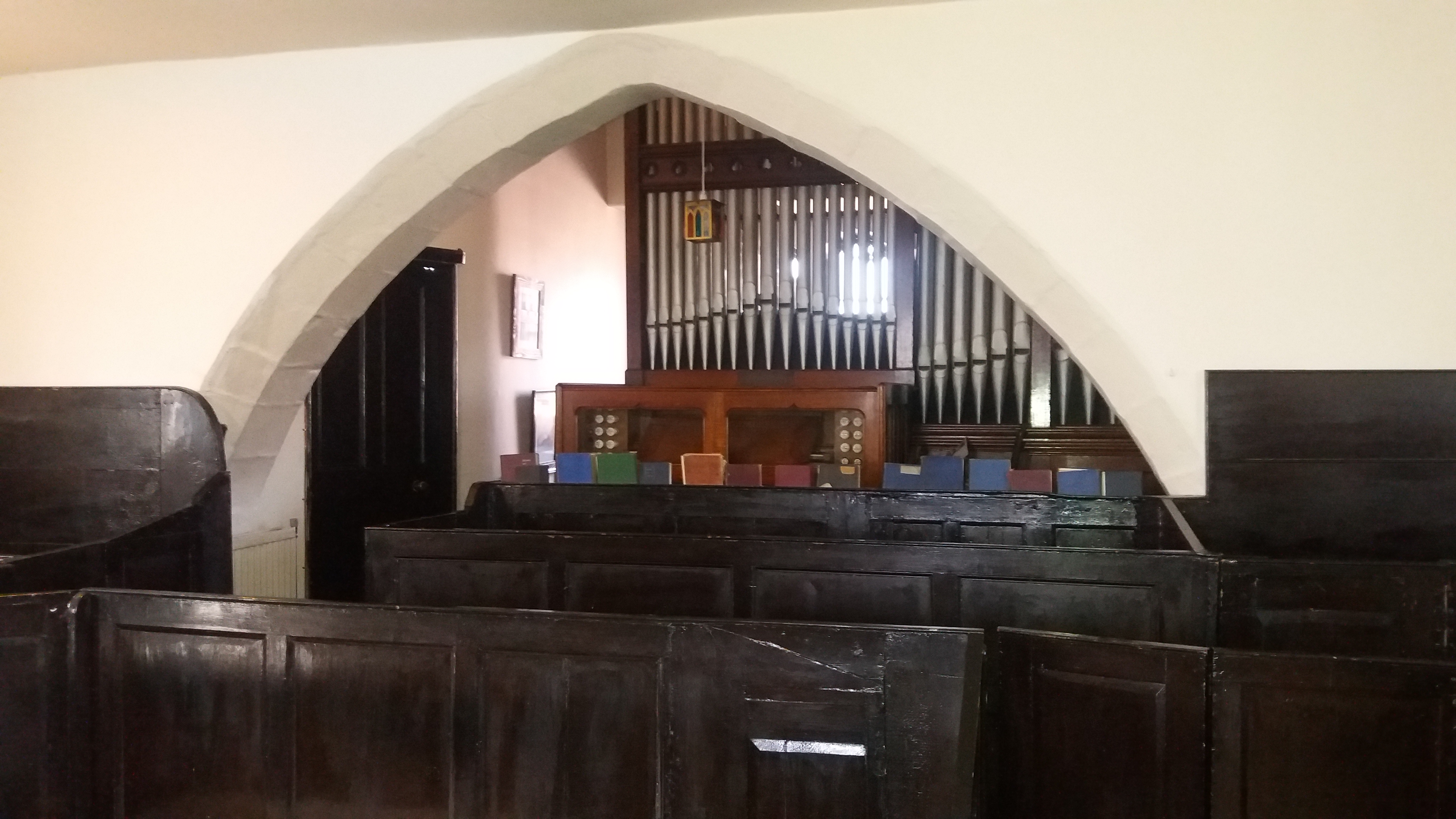 ACT March 2017 chancel arch 02