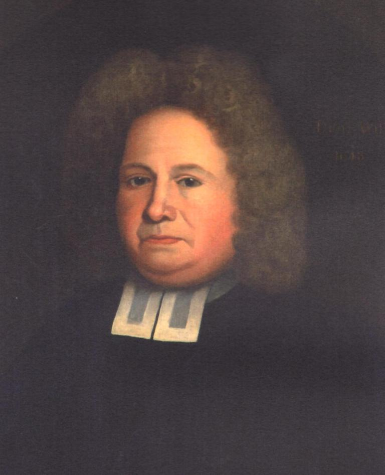 Daniel Williams portrait