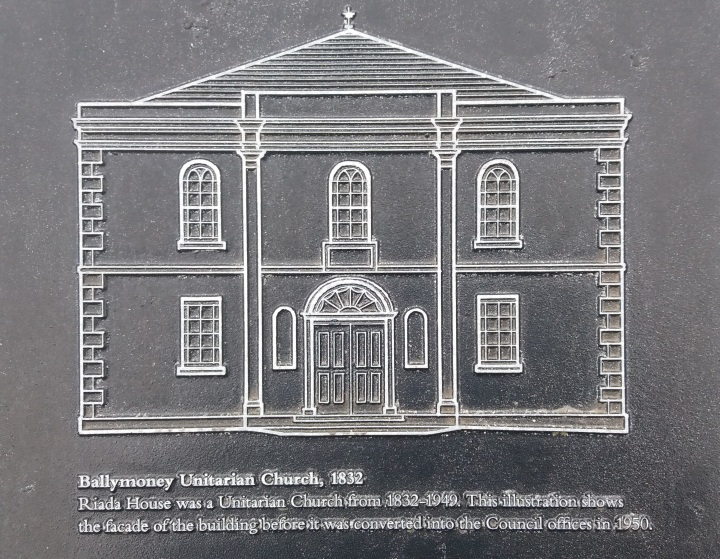 Ballymoney Plaque 05