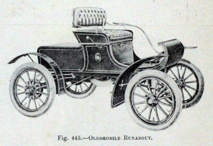 Oldsmobile Runabout 1906