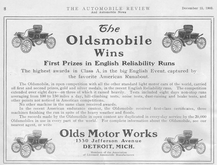 Oldsmobile1903 advert