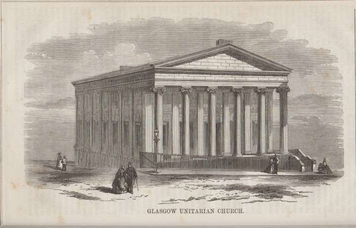 Glasgow St Vnicent St Christian Freeman 1866