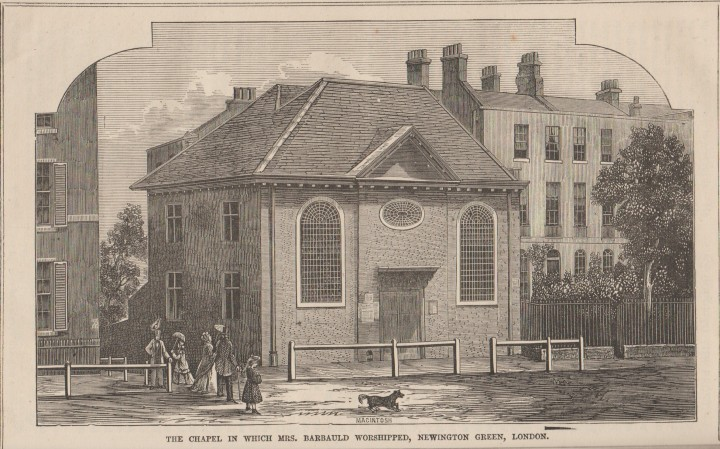 Newington Green Christian Freeman 1866