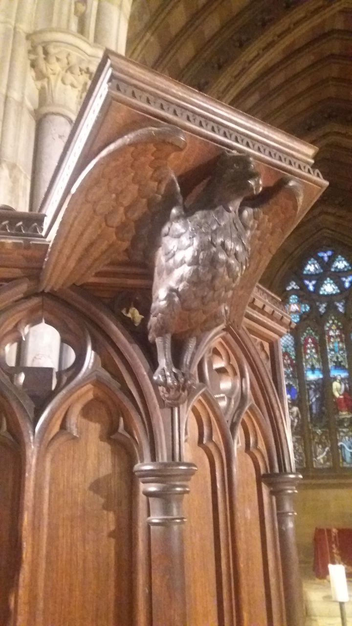 Pulpit eagle 03