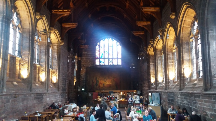 Chester Cathedral refectory ph