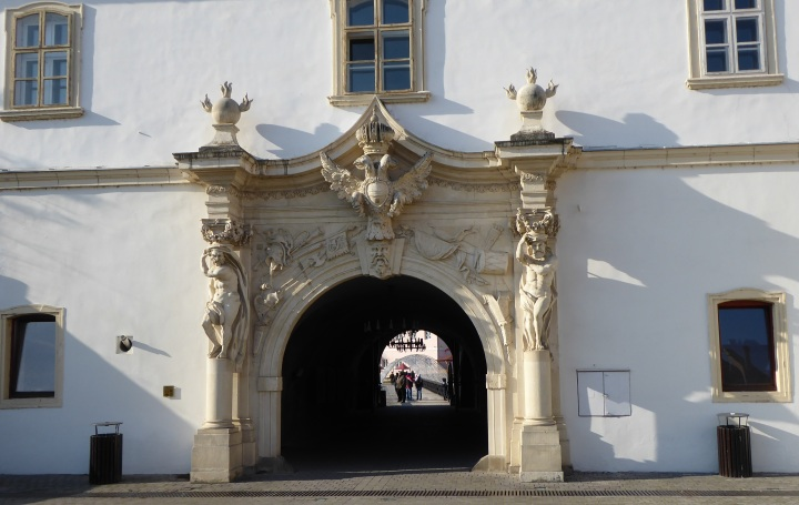 Habsburg Arch