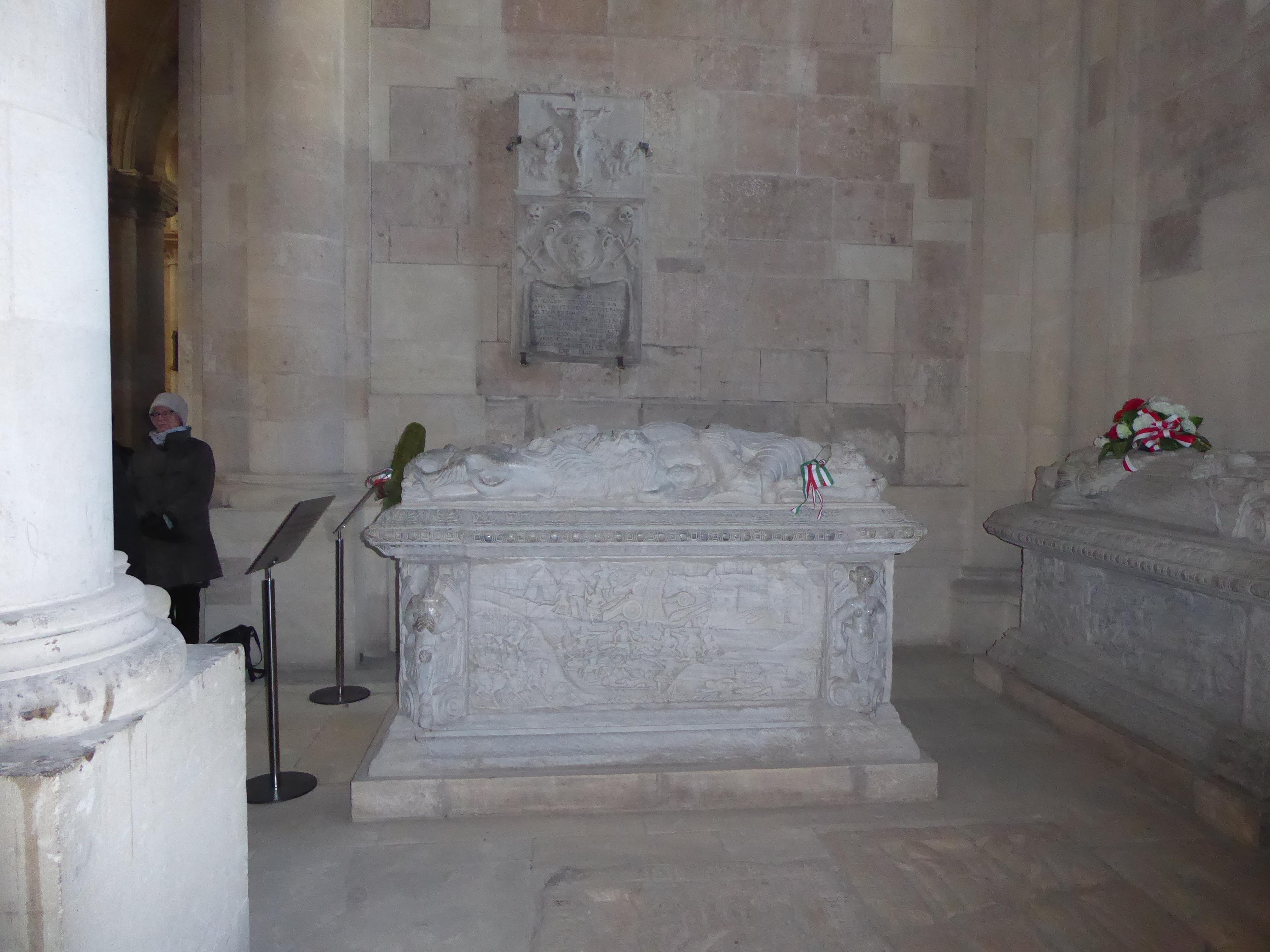 John Sigusmund tomb