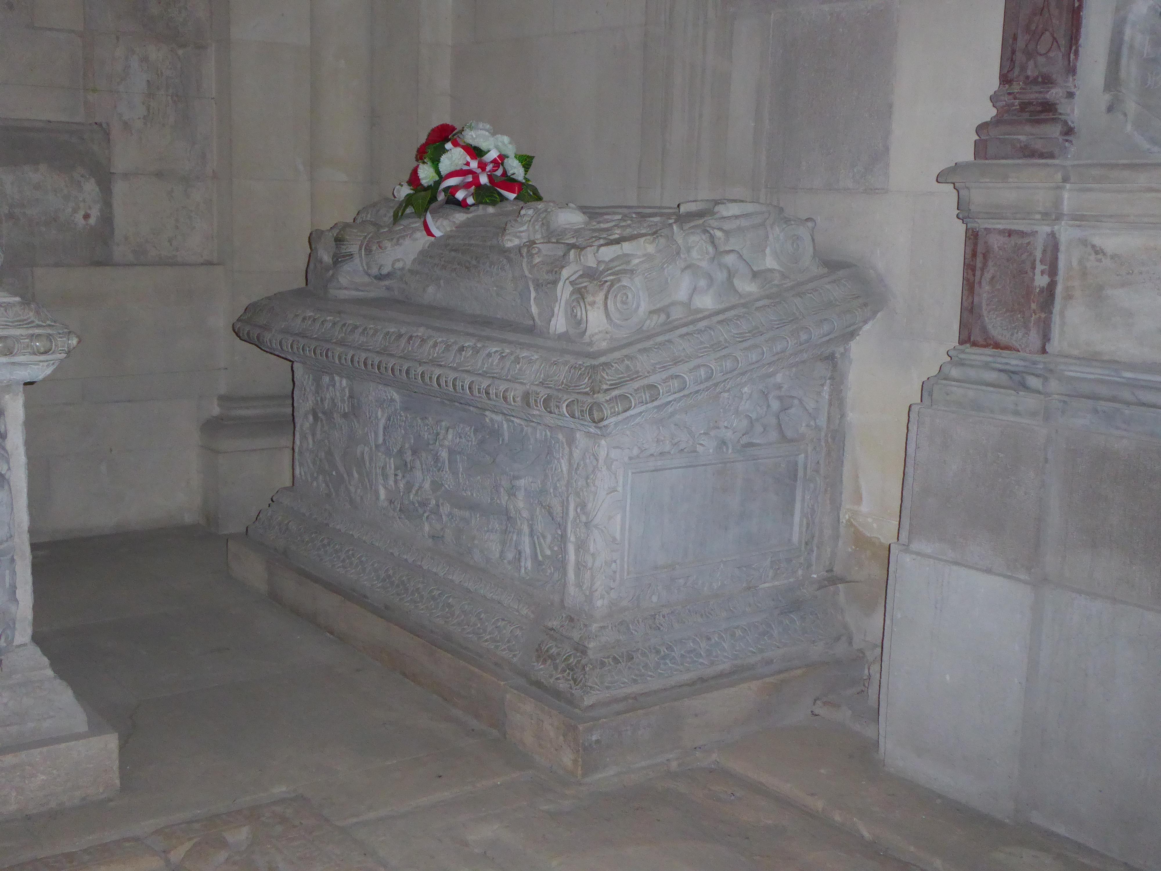 Queen Isabella tomb