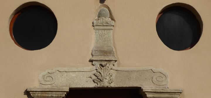 Roman inscription