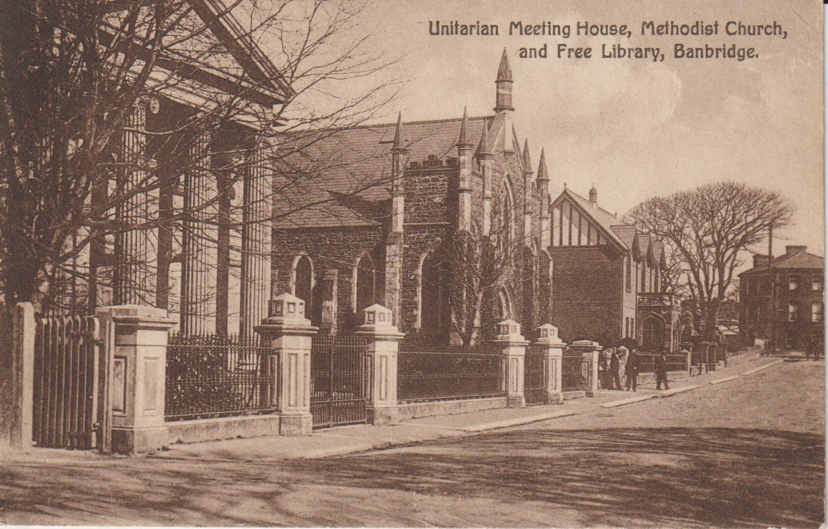 Banbridge Post Card