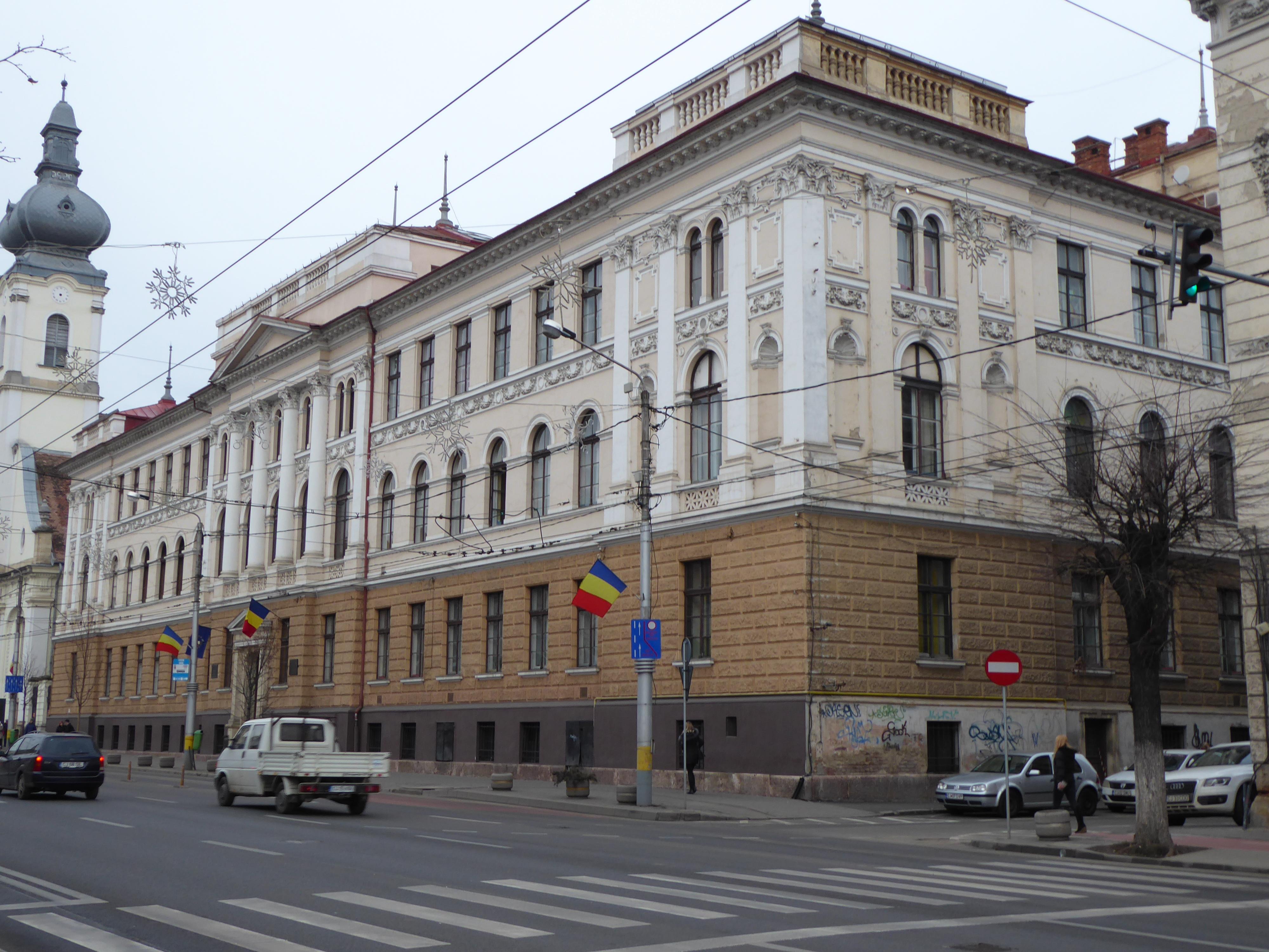 Kolozsvar Unitarian HQ 01
