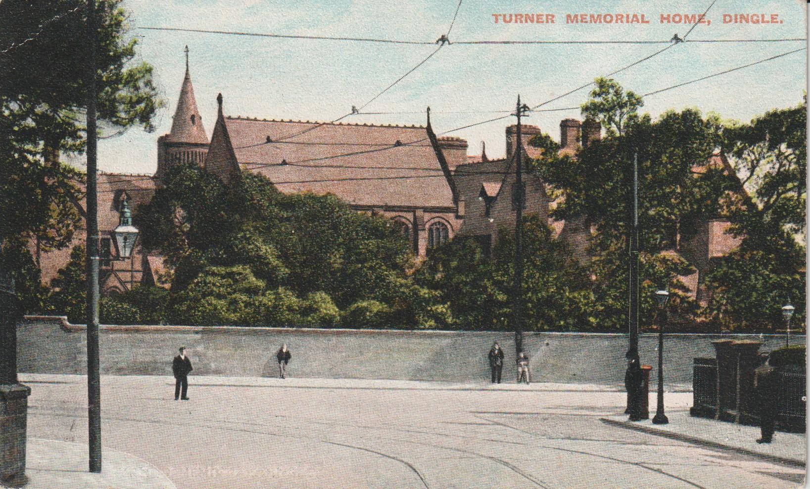 Park Road postcard