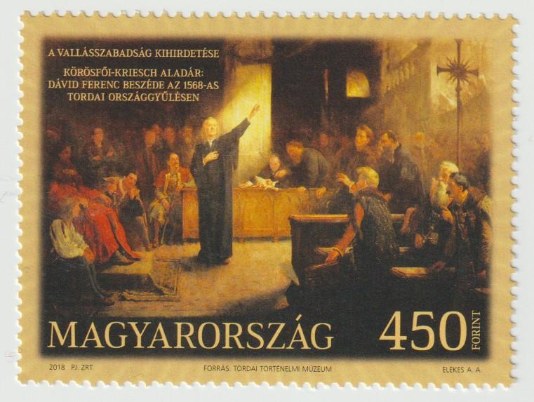 Torda stamp image