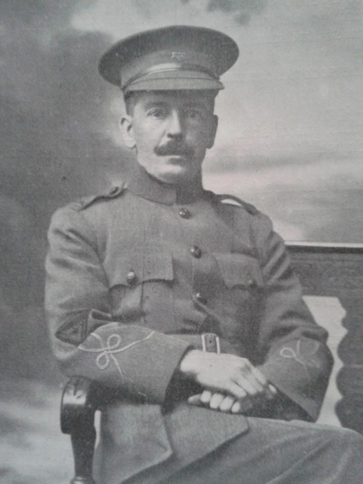 Alfred Turner 10 1916