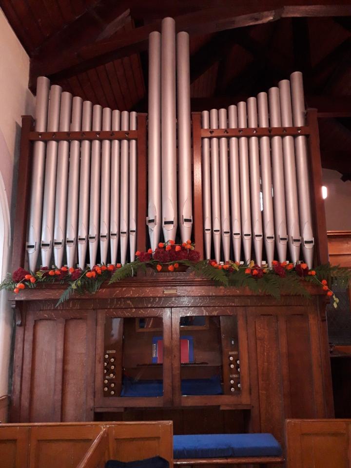 Ballee Harvest Organ