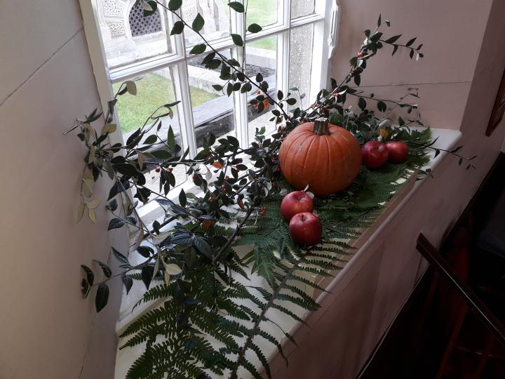 Clough Harvest pumpkin