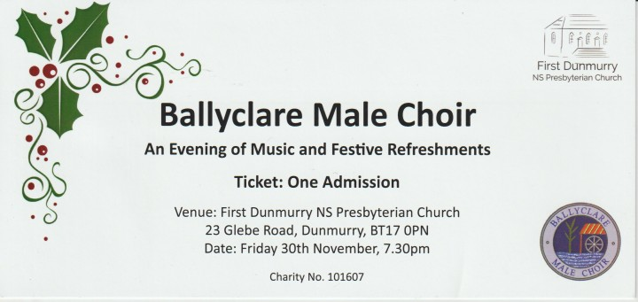 Ballyclare Male Choir