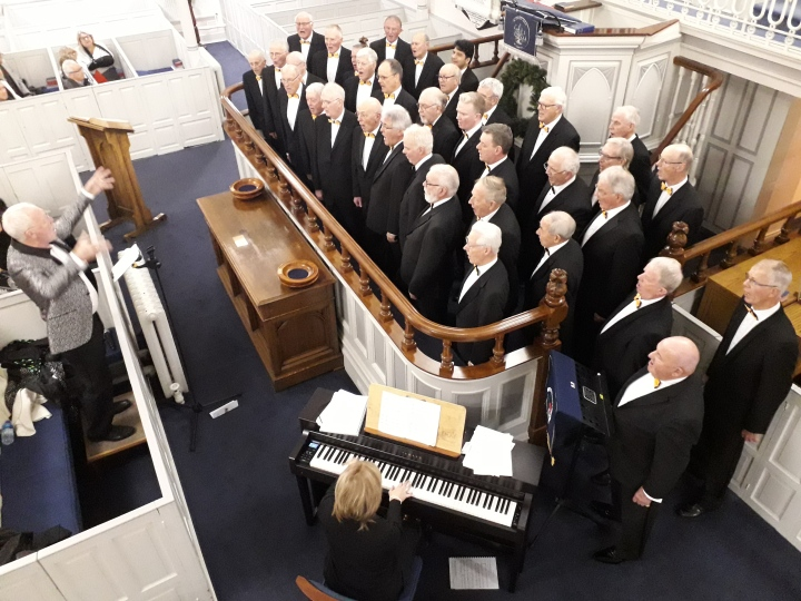 Dunmurry choir 02