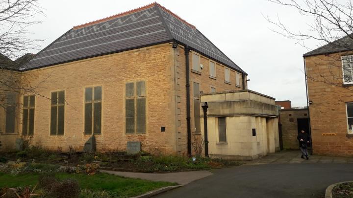 Mansfield Exterior