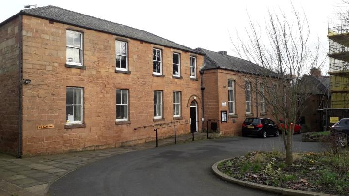 Mansfield Halls