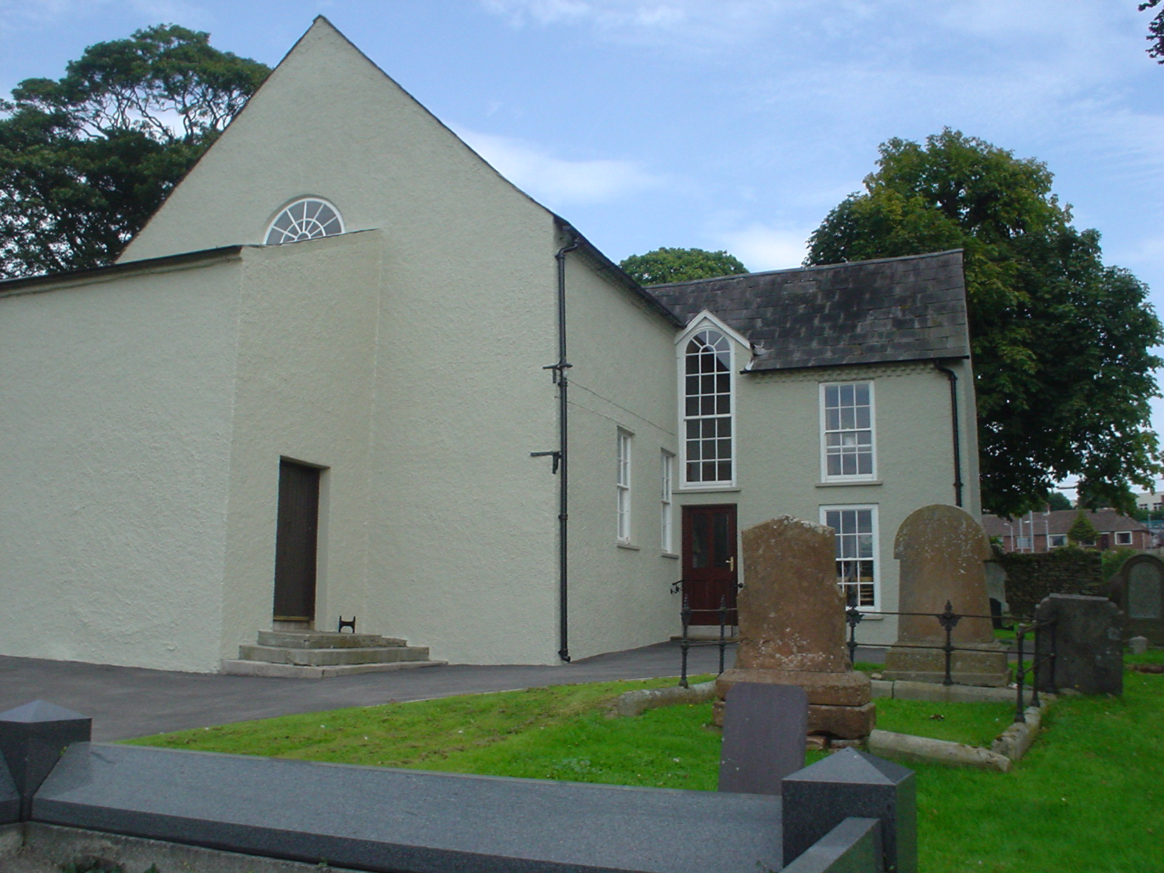 Downpatrick ext 2008
