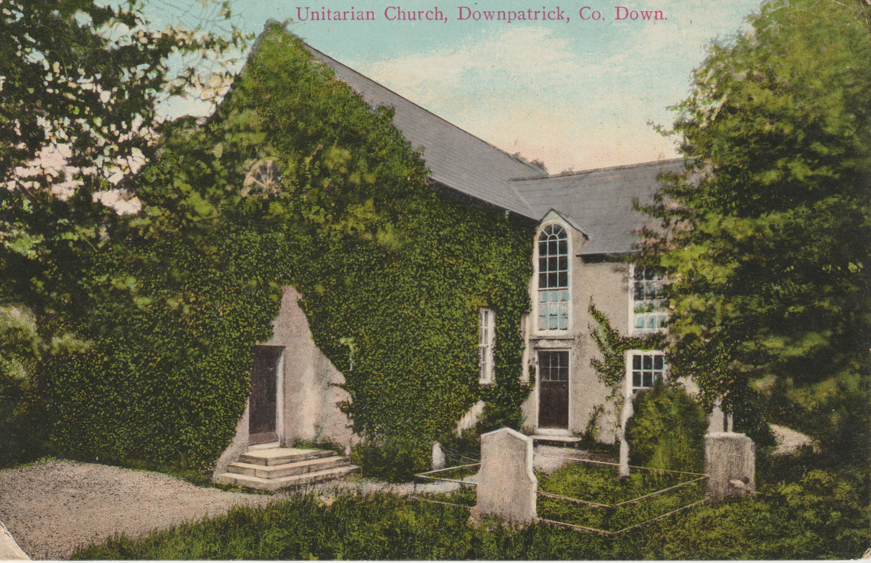Downpatrick Postcard
