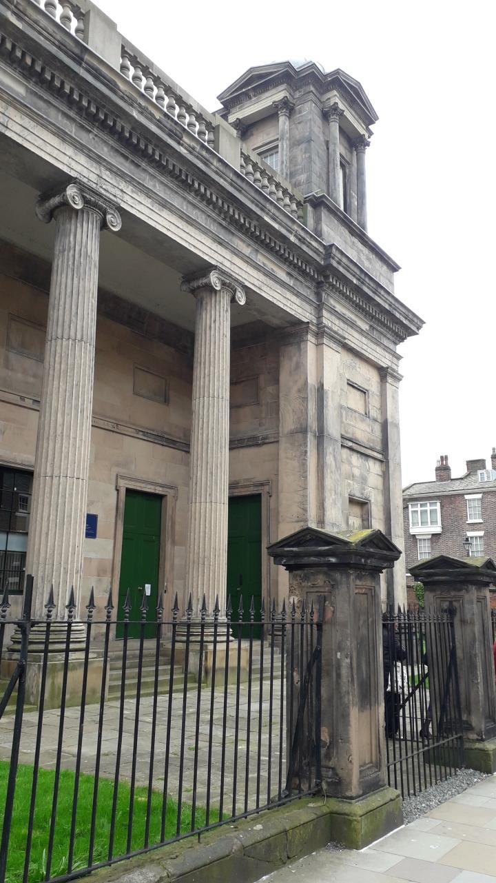 Rodney Street front gates