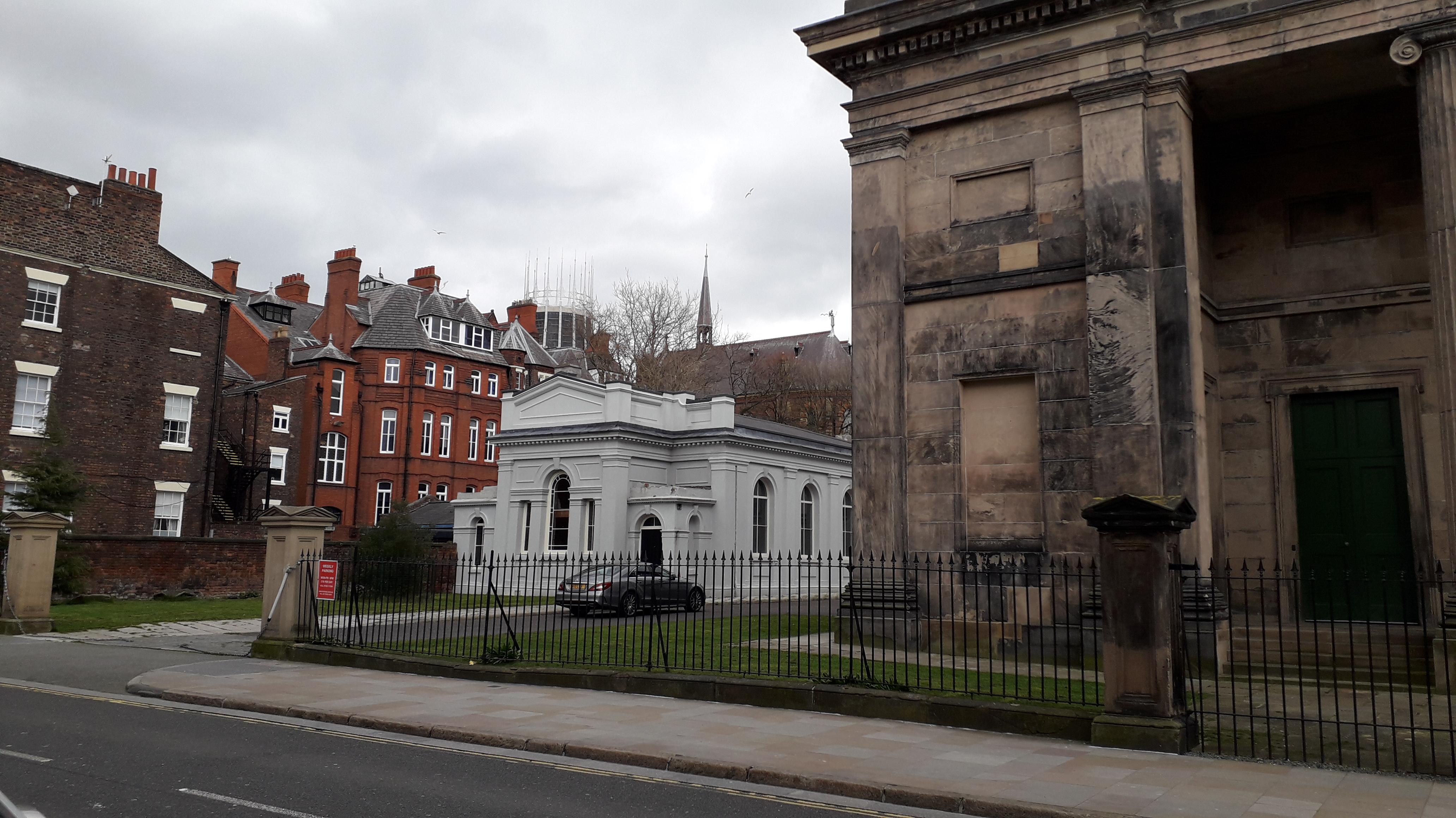 Rodney Street Sunday School