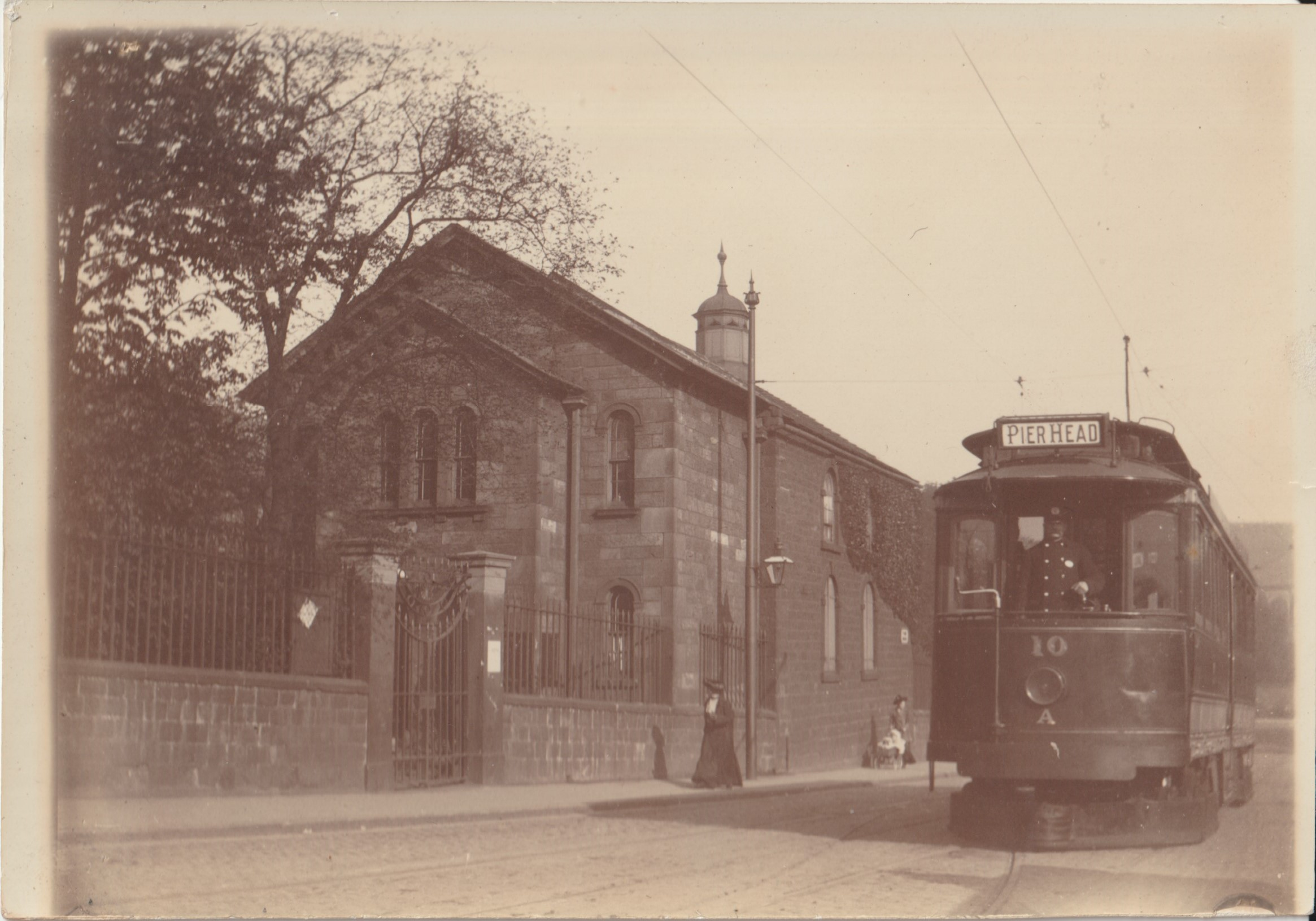 Ancient Chapel Tram 02