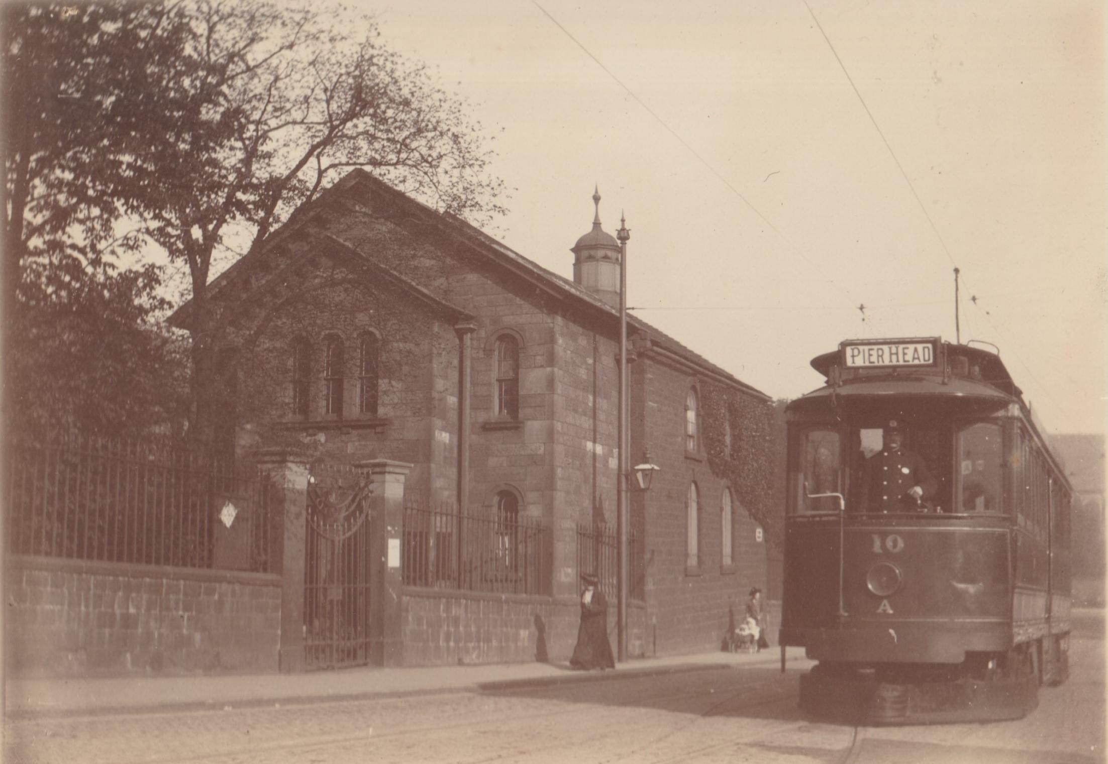 Ancient Chapel Tram 03