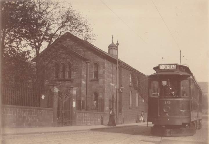Ancient Chapel Tram 03