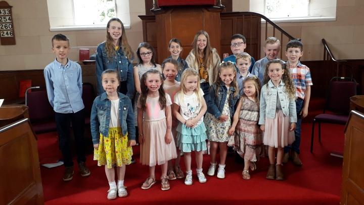 Clough Children's Day 01