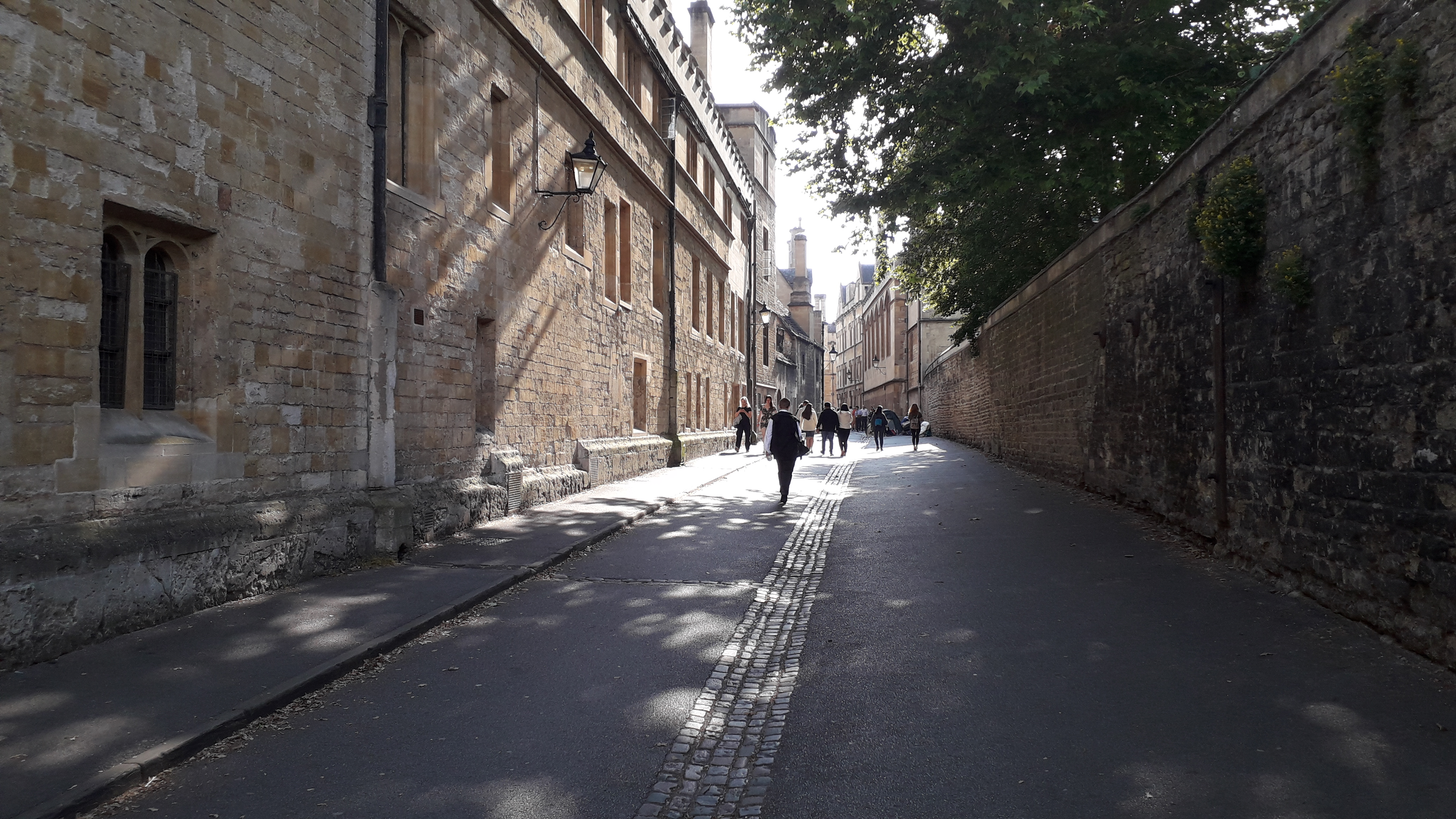 Oxon Brasenose Lane