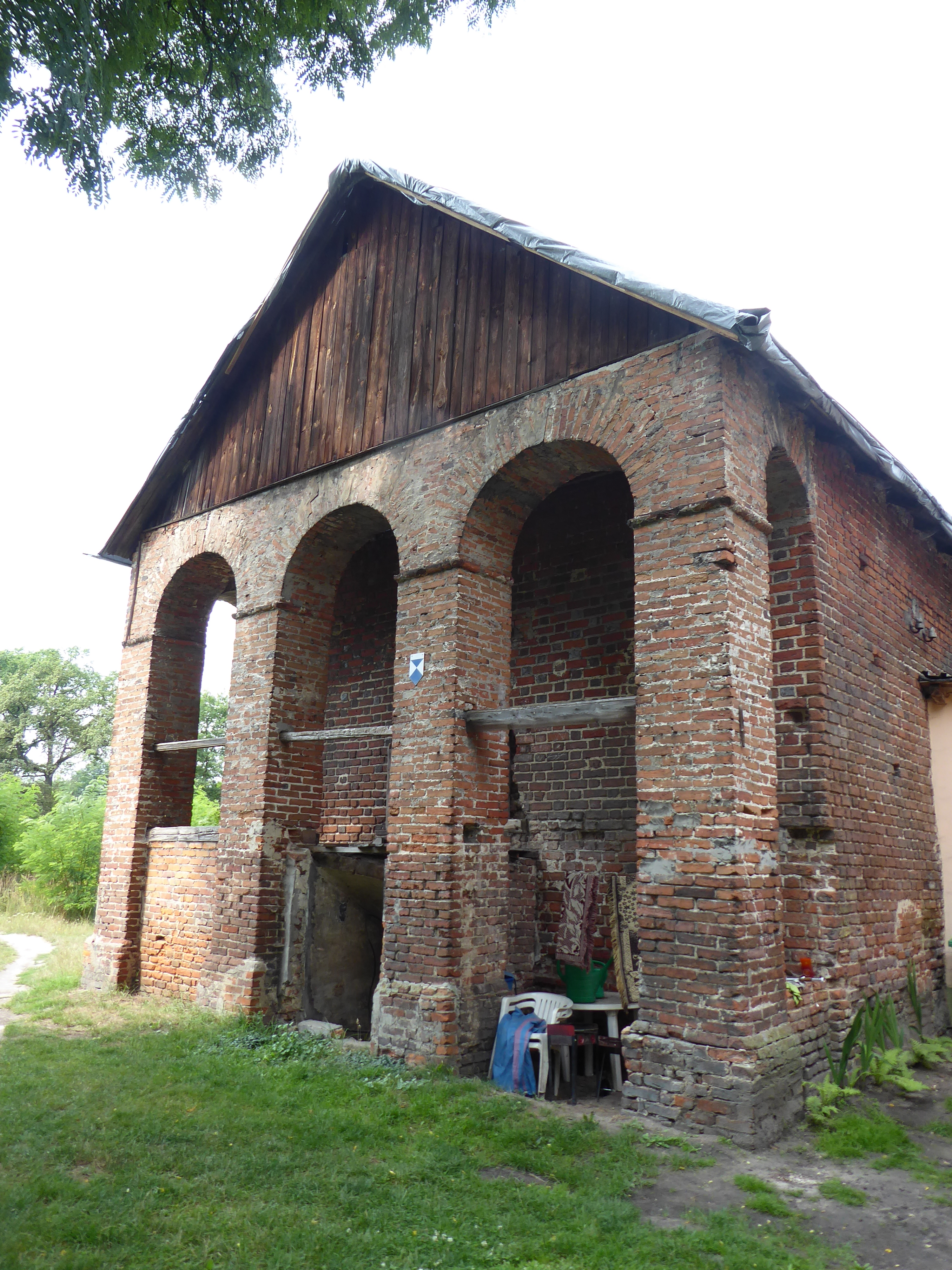 Moskorzew schoolhouse