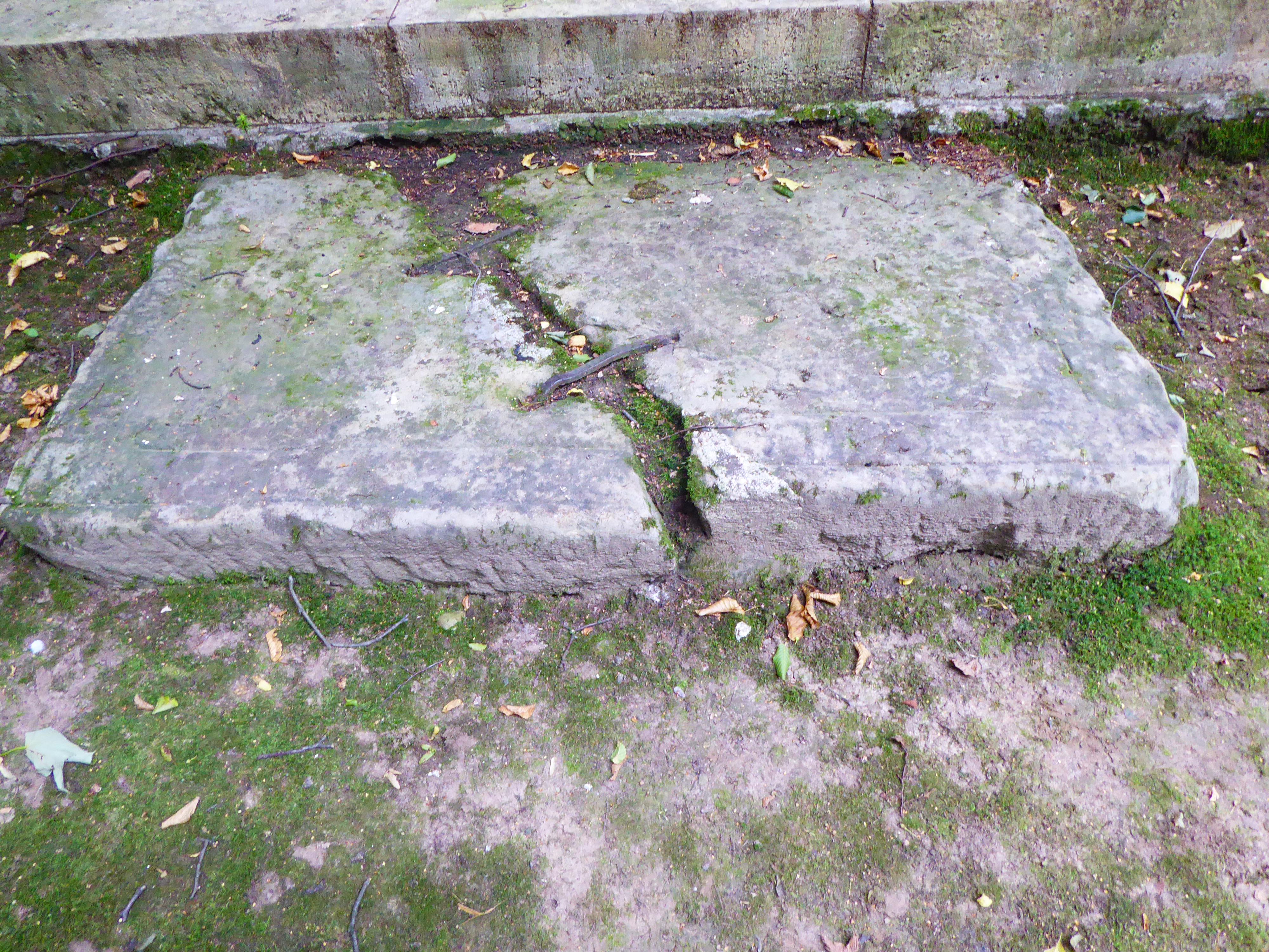 Socinus Grave Front stone