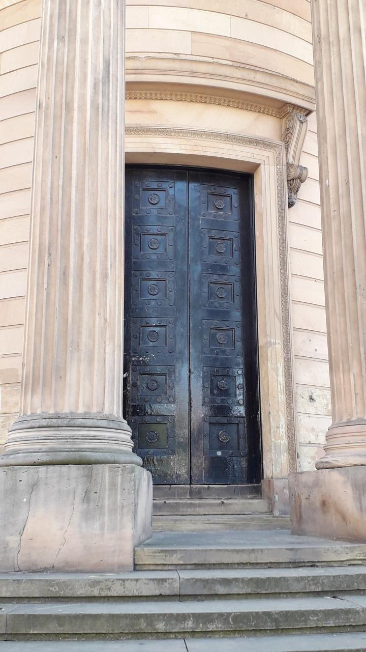 GGC door