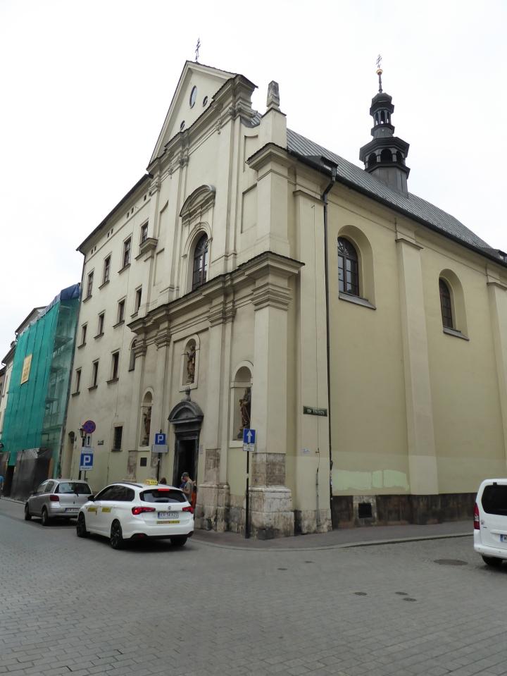 Krakow Arian church 02